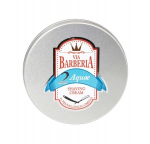 Via Barberia Aquae Krem do Golenia Omega 125ml